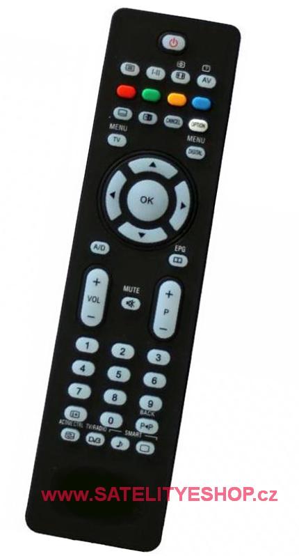 Fernbedienung für Philips TV  550PFP5532//D05 23PFL5522//D05 23PFL5522//D12